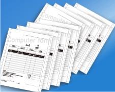 電腦單電腦表格紙5000份原價HKD$2850,折扣價$2500,免費送貨!
